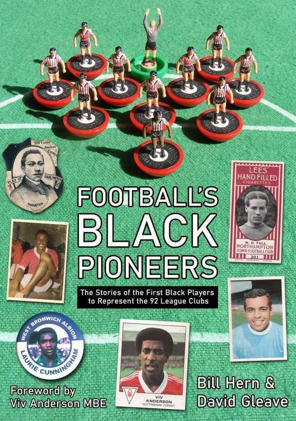 Football's Black Pioneers cover