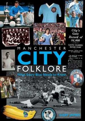Manchester City Folklore cover