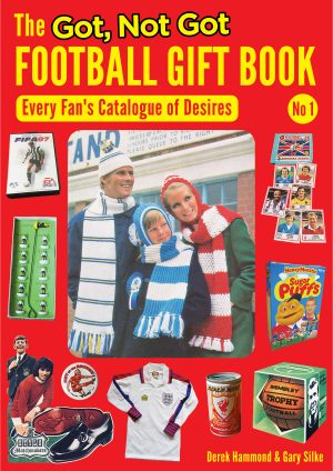 got not got football gift book cover 1500
